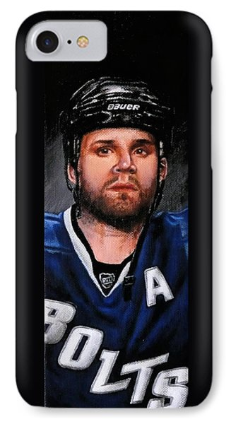 Marty St. Louis Phone Case by Marlon Huynh