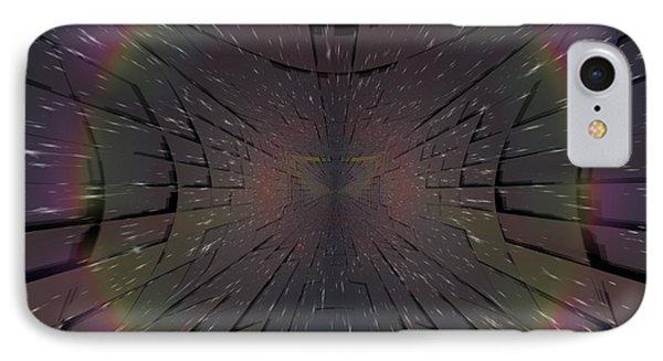 Matrix Phone Case by Tim Allen