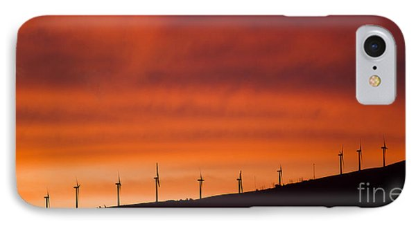 Maui Wind Power IPhone Case by Dustin K Ryan