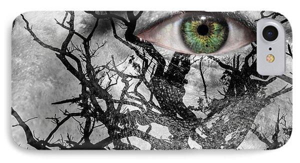 Medusa Tree IPhone Case by Semmick Photo