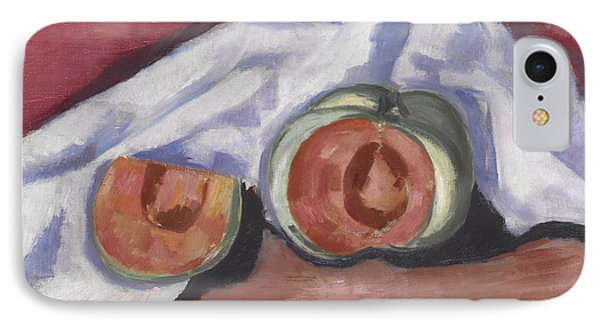 Melons IPhone 7 Case by Marsden Hartley