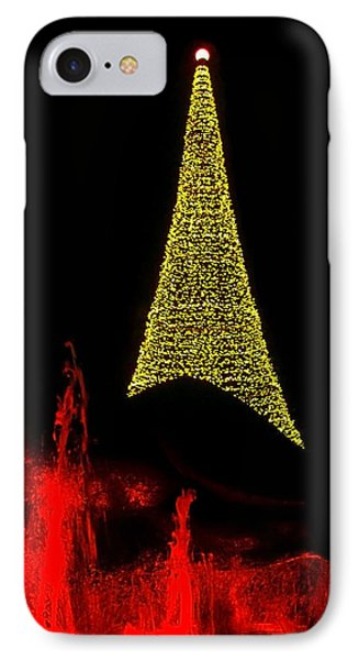 Merry Christmas ... Phone Case by Juergen Weiss