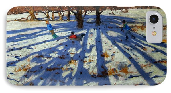 Midwinter Phone Case by Andrew Macara