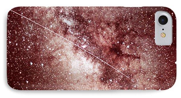 Milky Way In Sagittarius Phone Case by Science Source