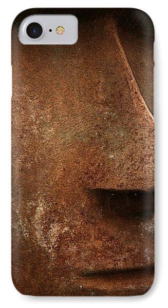 Moai Face Phone Case by LeeAnn McLaneGoetz McLaneGoetzStudioLLCcom