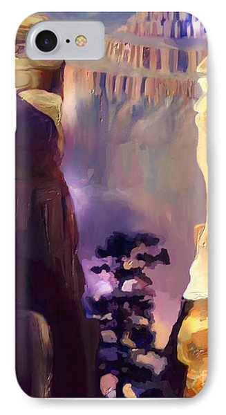 Moran Point Arizona IPhone Case by Bob Salo