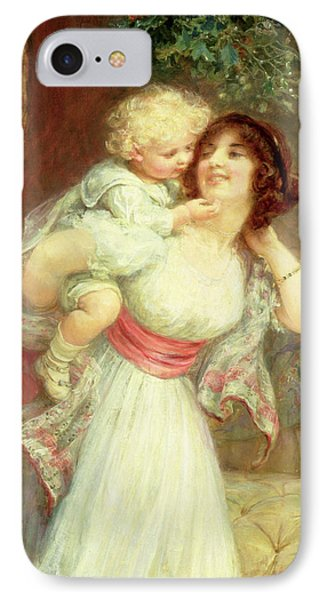 Mothers Darling Phone Case by Frederick Morgan
