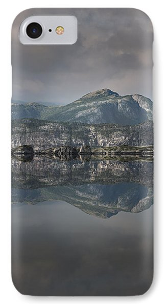 Mountain Reflection Phone Case by Andy Astbury