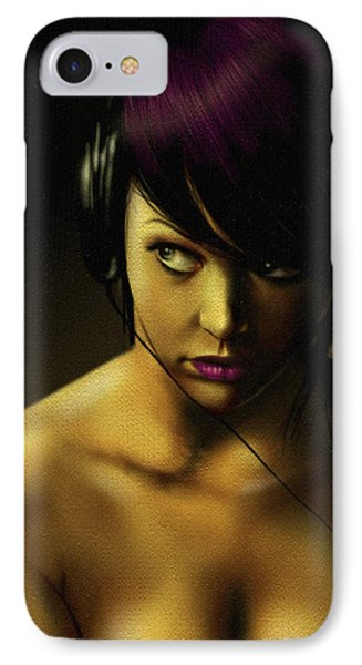 Music Phone Case by Pete Tapang