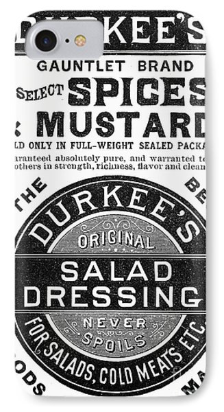Mustard Ad, 1889 Phone Case by Granger
