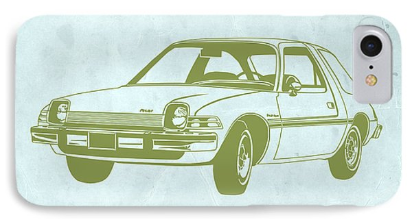 My Favorite Car  IPhone Case by Naxart Studio