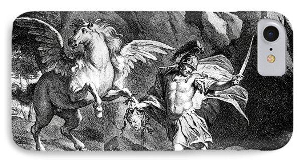 Mythology: Perseus IPhone Case by Granger
