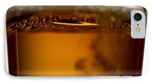 Near Beer Macro Phone Case by Sven Brogren