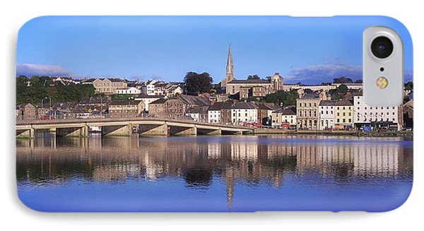 New Ross, Co Wexford, Ireland Phone Case by The Irish Image Collection
