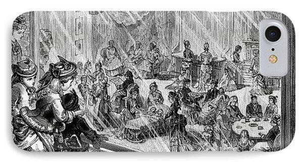 New York: Macys, 1876 Phone Case by Granger
