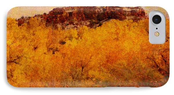 October  Phone Case by Ann Powell