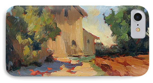 Old Mill Provence IPhone Case by Diane McClary
