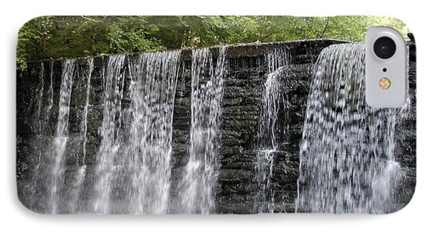 Old Mill Waterfall IPhone Case by Bill Cannon