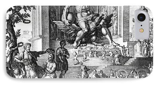 Olympia: Zeus IPhone Case by Granger
