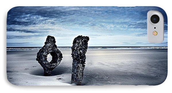 On A Coast Phone Case by Svetlana Sewell