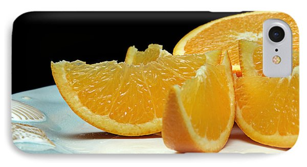 Orange Slices Phone Case by Andee Design