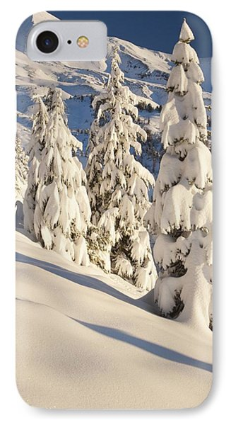 Oregon, United States Of America Snow Phone Case by Craig Tuttle