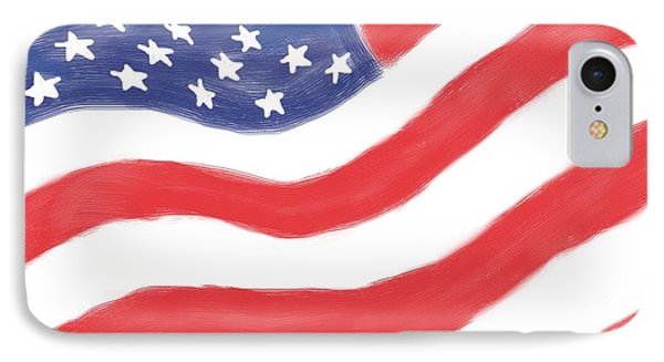 Our Flag IPhone Case by Heidi Smith