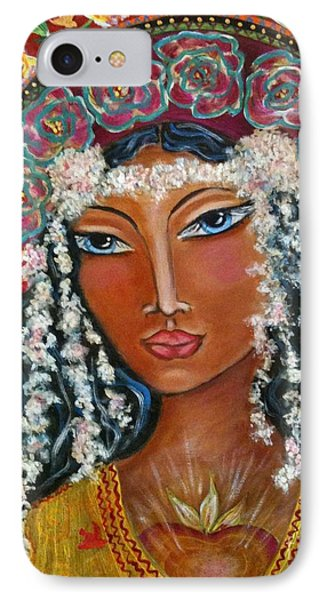 Our Lady Of Lost Causes Phone Case by Maya Telford
