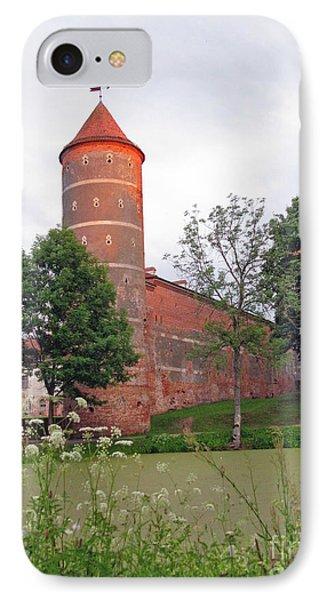 Panemunes Castle. Lithuania. Phone Case by Ausra Huntington nee Paulauskaite