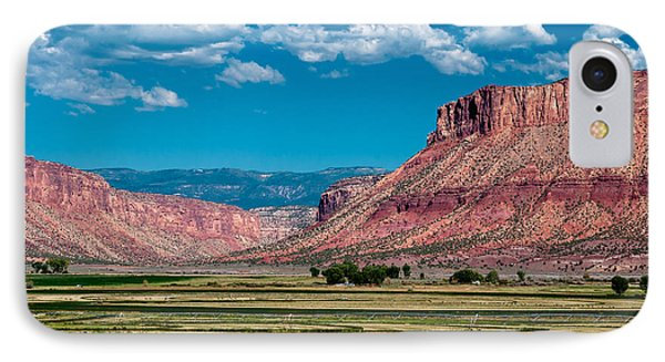 Paradox Valley One Phone Case by Josh Whalen