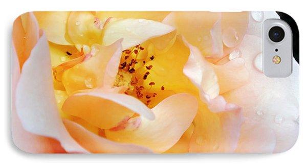 Pastel Rose Phone Case by Kaye Menner