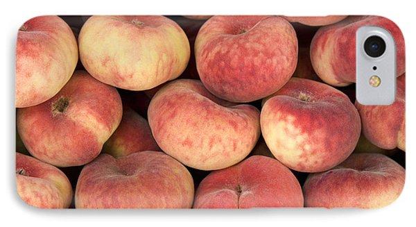Peaches IPhone 7 Case by Jane Rix