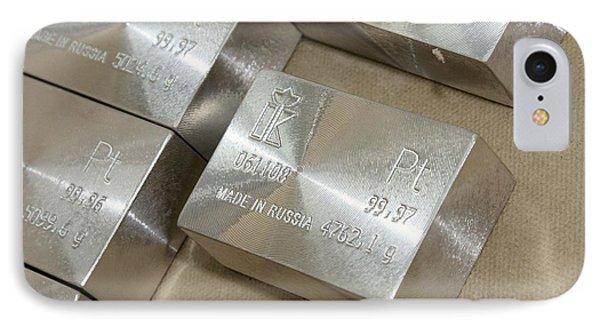 Platinum Bars Phone Case by Ria Novosti