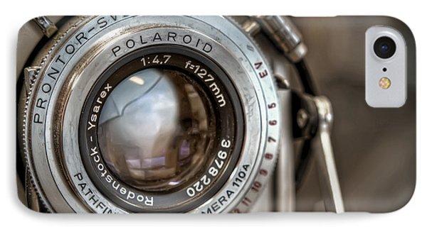 Polaroid Pathfinder Phone Case by Scott Norris