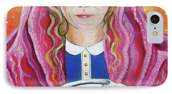 Portrait Of Ashley Phone Case by John Keaton
