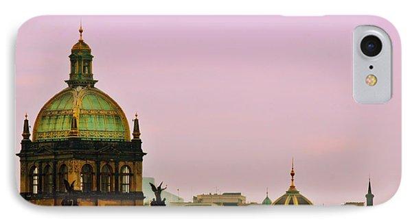 Prague - A Living Fairytale Phone Case by Christine Till