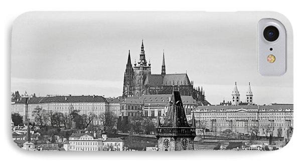 Prague - City Of A Hundred Spires Phone Case by Christine Till