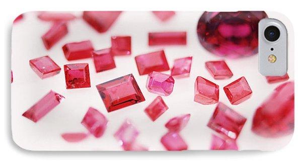 Precious Gemstones Phone Case by Lawrence Lawry