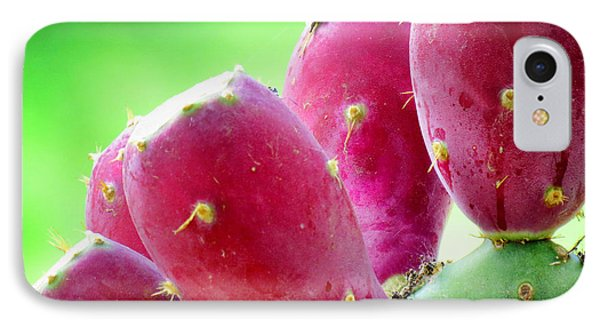 Prickly Pear Phone Case by Diane Wood