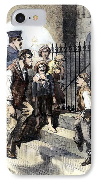 Prison: The Tombs, 1868 Phone Case by Granger