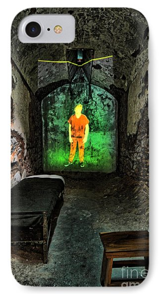 Prisoner Of The Soul IPhone Case by Andrew Paranavitana