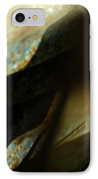 Rapture IPhone Case by Rebecca Sherman