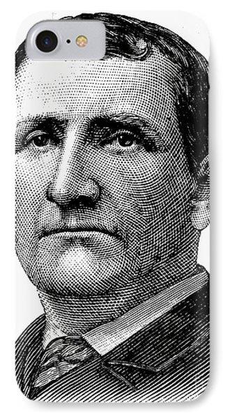 Richard Henry Pratt Phone Case by Granger