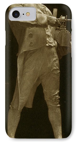 Richard Trevithick, English Inventor Phone Case by Science Source
