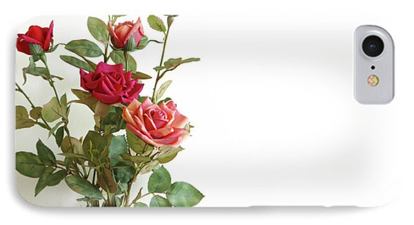 Roses Bouquet Phone Case by Carlos Caetano