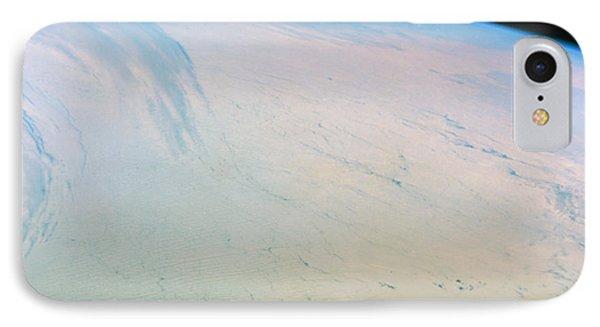 Ross Ice Shelf, Antarctica Phone Case by NASA / Science Source