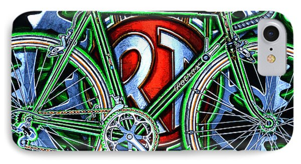 Rotrax Phone Case by Mark Howard Jones