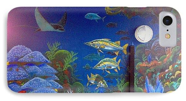 Sailfish Splash Park 9 IPhone Case by Carey Chen