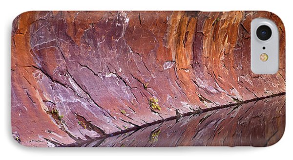 Sandstone Reality IPhone Case by Mike  Dawson