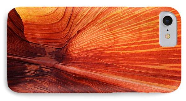 Sandstone Wave  Phone Case by Dennis Hedberg